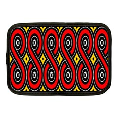 Toraja Traditional Art Pattern Netbook Case (Medium)