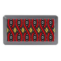 Toraja Traditional Art Pattern Memory Card Reader (Mini)