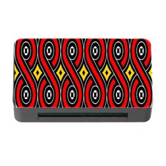 Toraja Traditional Art Pattern Memory Card Reader with CF