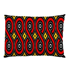 Toraja Traditional Art Pattern Pillow Case (Two Sides)