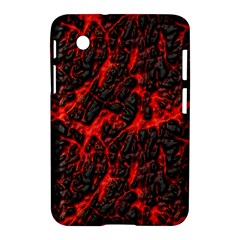 Volcanic Textures(1) Samsung Galaxy Tab 2 (7 ) P3100 Hardshell Case