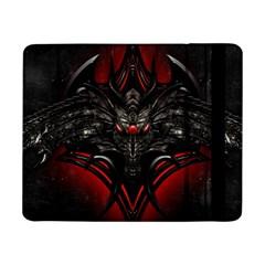 Black Dragon Grunge Samsung Galaxy Tab Pro 8.4  Flip Case