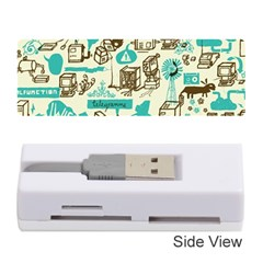 Telegramme Memory Card Reader (Stick)