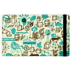 Telegramme Apple iPad 3/4 Flip Case