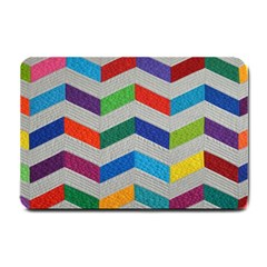 Charming Chevrons Quilt Small Doormat