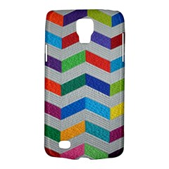 Charming Chevrons Quilt Galaxy S4 Active
