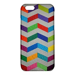 Charming Chevrons Quilt iPhone 6/6S TPU Case