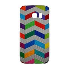 Charming Chevrons Quilt Galaxy S6 Edge