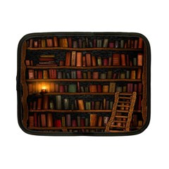 Books Library Netbook Case (Small)