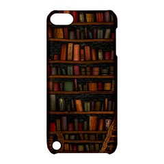 Books Library Apple iPod Touch 5 Hardshell Case with Stand