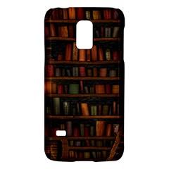 Books Library Galaxy S5 Mini