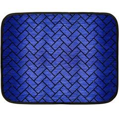 BRK2 BK-MRBL BL-BRSH (R) Fleece Blanket (Mini)