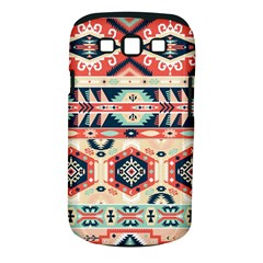 Aztec Pattern Samsung Galaxy S III Classic Hardshell Case (PC+Silicone)