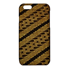 Traditional Art Indonesian Batik iPhone 6/6S TPU Case