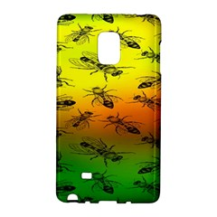 Insect Pattern Galaxy Note Edge