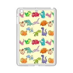 Group Of Funny Dinosaurs Graphic iPad Mini 2 Enamel Coated Cases