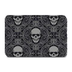 Dark Horror Skulls Pattern Plate Mats