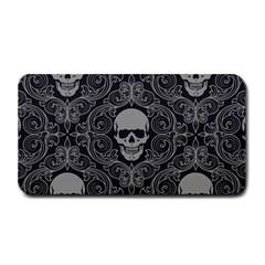 Dark Horror Skulls Pattern Medium Bar Mats