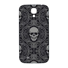 Dark Horror Skulls Pattern Samsung Galaxy S4 I9500/I9505  Hardshell Back Case