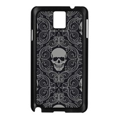 Dark Horror Skulls Pattern Samsung Galaxy Note 3 N9005 Case (Black)