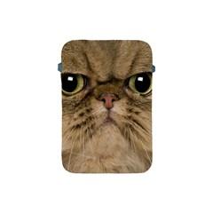 Cute Persian Catface In Closeup Apple iPad Mini Protective Soft Cases