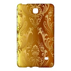 Golden Pattern Vintage Gradient Vector Samsung Galaxy Tab 4 (7 ) Hardshell Case