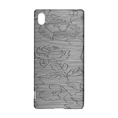 Embossed Rose Pattern Sony Xperia Z3+