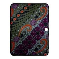 Batik Art Pattern  Samsung Galaxy Tab 4 (10.1 ) Hardshell Case