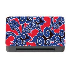 Batik Background Vector Memory Card Reader with CF