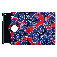 Batik Background Vector Apple iPad 2 Flip 360 Case