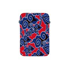 Batik Background Vector Apple iPad Mini Protective Soft Cases