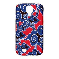Batik Background Vector Samsung Galaxy S4 Classic Hardshell Case (PC+Silicone)
