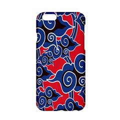 Batik Background Vector Apple iPhone 6/6S Hardshell Case
