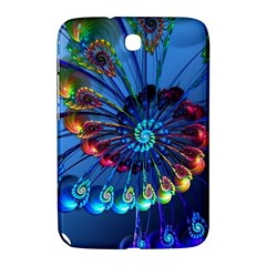 Top Peacock Feathers Samsung Galaxy Note 8.0 N5100 Hardshell Case