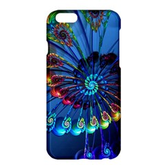 Top Peacock Feathers Apple iPhone 6 Plus/6S Plus Hardshell Case