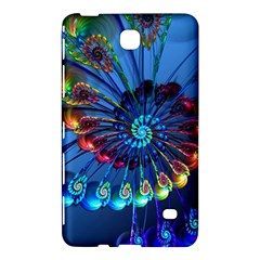 Top Peacock Feathers Samsung Galaxy Tab 4 (8 ) Hardshell Case