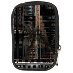 Black technology Circuit Board Electronic Computer Compact Camera Cases