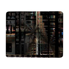 Black technology Circuit Board Electronic Computer Samsung Galaxy Tab Pro 8.4  Flip Case