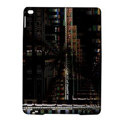 Black technology Circuit Board Electronic Computer iPad Air 2 Hardshell Cases