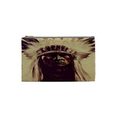 Indian Apache Cosmetic Bag (Small)