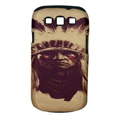 Indian Apache Samsung Galaxy S III Classic Hardshell Case (PC+Silicone)