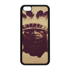 Indian Apache Apple iPhone 5C Seamless Case (Black)