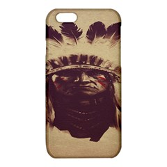 Indian Apache iPhone 6/6S TPU Case