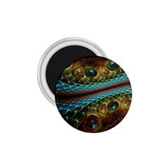 Fractal Snake Skin 1.75  Magnets