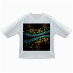 Fractal Snake Skin Infant/Toddler T-Shirts
