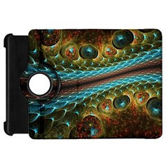 Fractal Snake Skin Kindle Fire HD 7