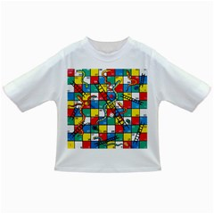 Snakes And Ladders Infant/Toddler T-Shirts
