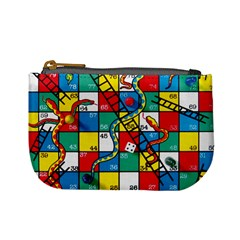 Snakes And Ladders Mini Coin Purses