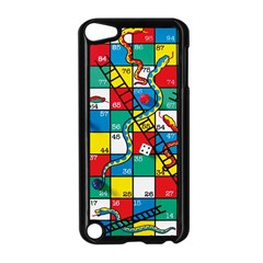 Snakes And Ladders Apple iPod Touch 5 Case (Black)
