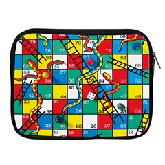 Snakes And Ladders Apple iPad 2/3/4 Zipper Cases